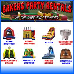 Baker's Rentals - Delaware