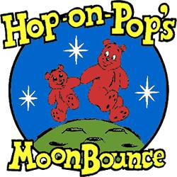 Hop on Pops Moonbounce